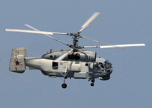 Kamov KA-27 ASW