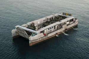 French Navy's EDA-R craft