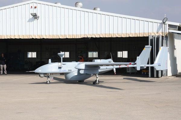 IAI-built Heron UAV