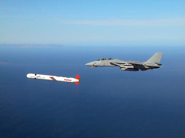 Tomahawk Block IV missile