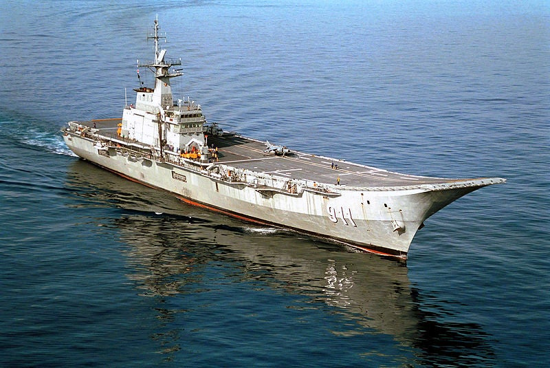 Offshore Patrol Helicopter Carrier, HTMS Chakri Naruebet.