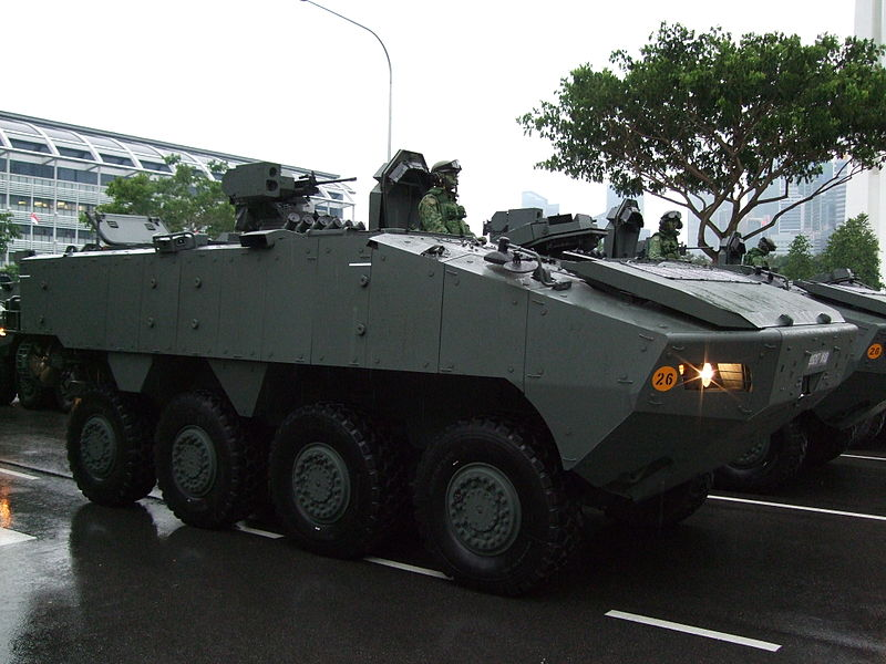 Marine Personnel Carrier