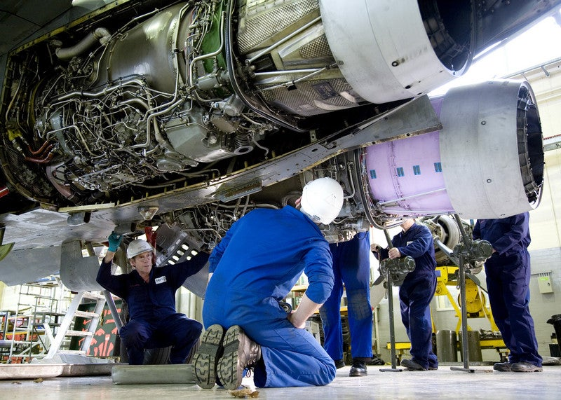 Rolls-Royce to service Adour engines for the US Navy trainer aircraft