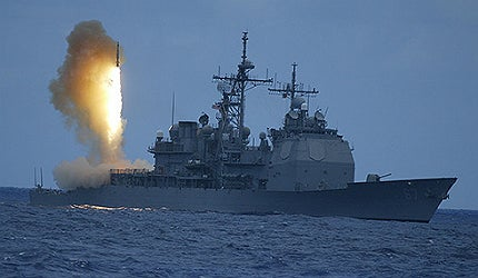 Aegis Ballistic Missile Defence (BMD) System