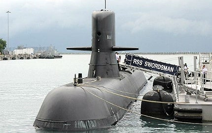 Archer Class submarines serve the 171 Squadron of the RSN
