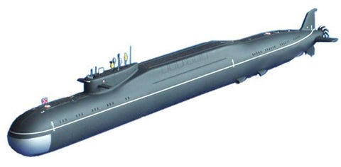 Borey class bubmarine