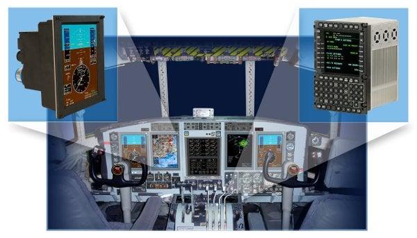 C-130T cockpit