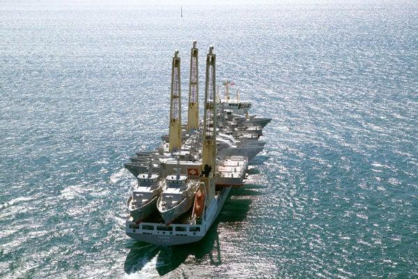 austal 37.5m patrol vessel