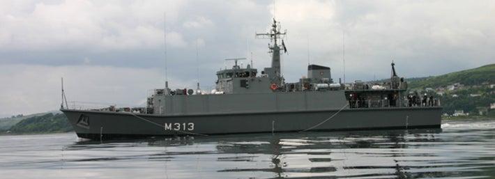ENS Admiral Cowan vessel
