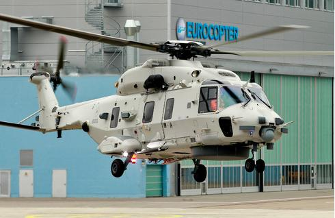 NH90 Nato Frigate Helicopter