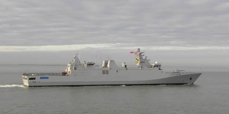 SIGMA-class frigate