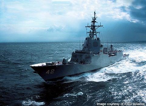 Hobart-class ship