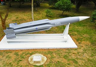 Hsiung Feng III anti-ship missile