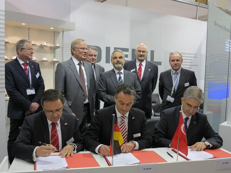 IDAS missile agreement