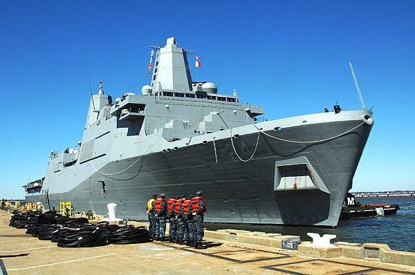USS Arlington (LPD 24),