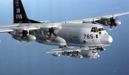 KC-130J Tanker