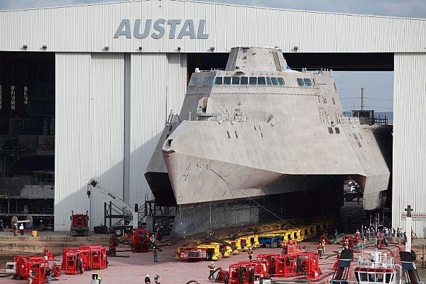 LCS 4 ship
