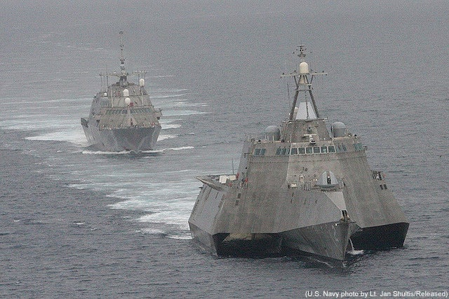 LCS ships