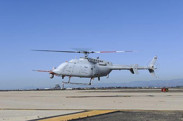 MQ-8 UAV