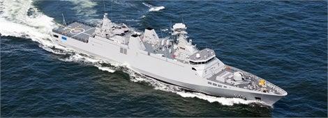 Simga Class frigate