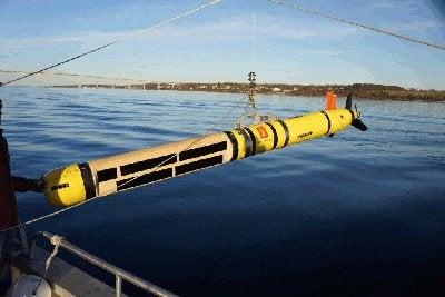 Kraken's AquaPix sonar