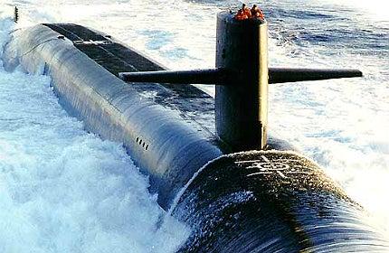 Ohio Class submarines