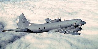 P-3C Orion aircraft