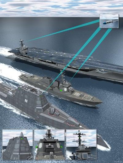 Block 2 surface electronic warfare improvement programme