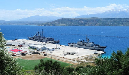 Souda Bay base