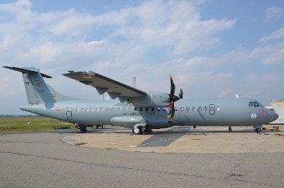 ATR 72-600 Turkish Maritime Utility Aircraft