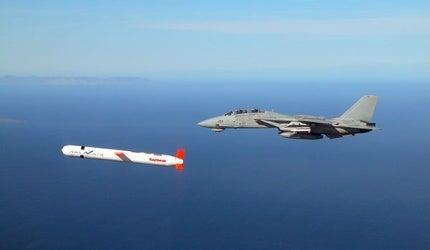 Tomahawk Long-Range Cruise Missile