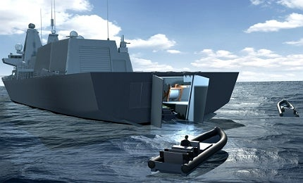 Royal Navy's Type 26 Global Combat Ship