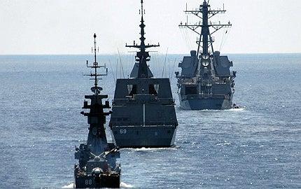 Victory Class missile corvette