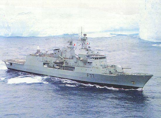 Anzac frigate