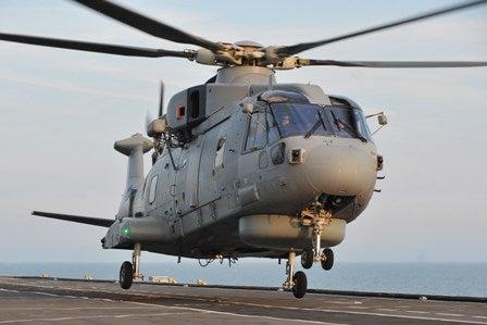 AW101 Merlin HM Mk2