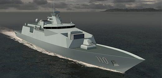 BMT Venator-110 design