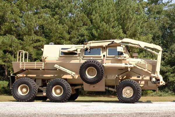 Buffalo vehicle