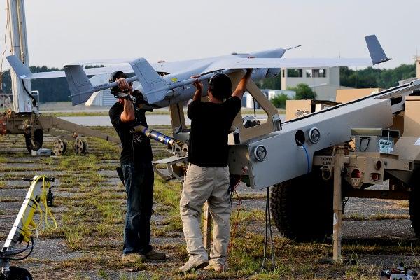 RQ-21A STUAS