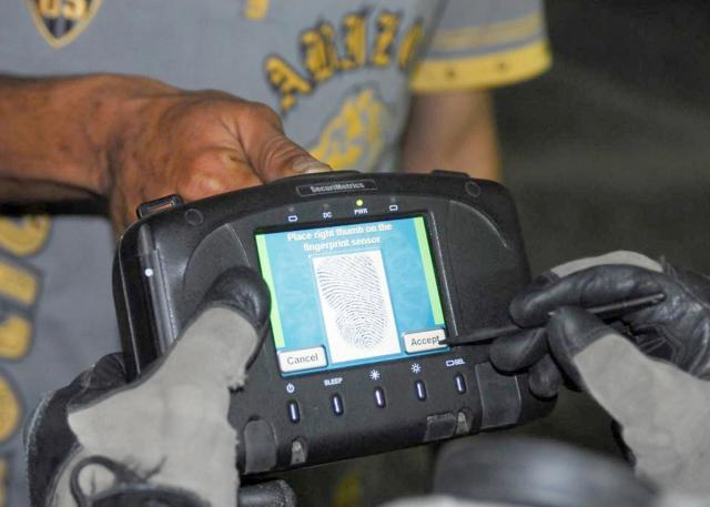Handheld Interagency Identity Detection Equipment