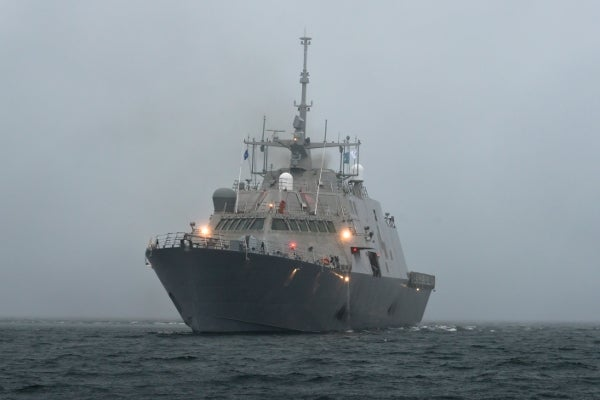 Freedom-class Littoral Combat Ship, Fort Worth (LCS-3)