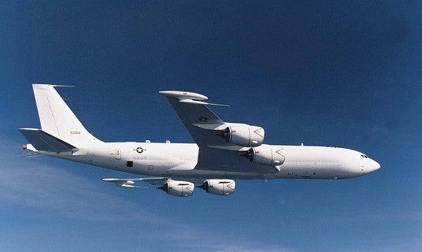 E-6B aircraft
