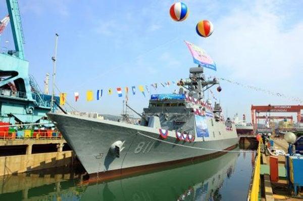 FFX ship Incheon