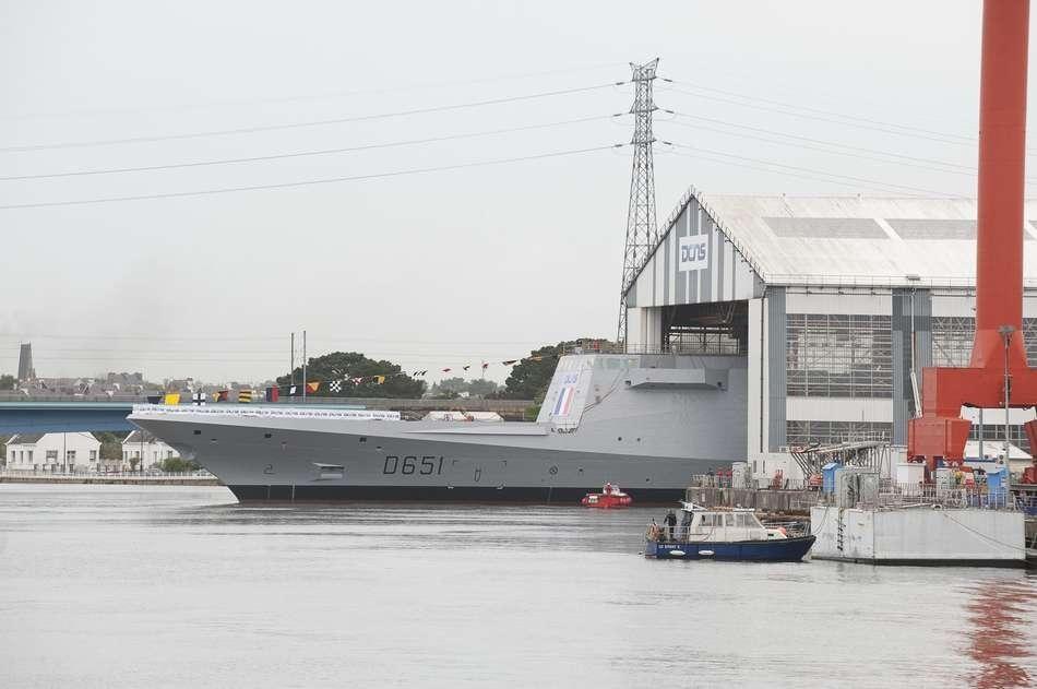 FREMM multi-mission frigate Normandie