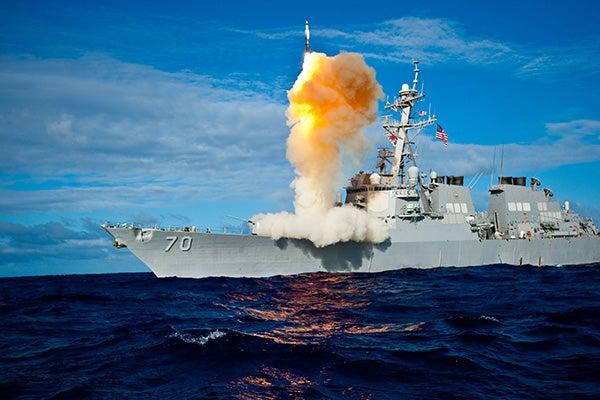 Aegis Ballistic Missile Defense (ABMD) system