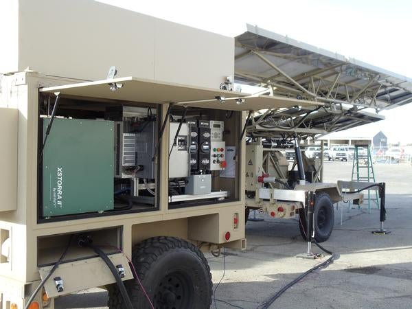 US Navy fuel cell
