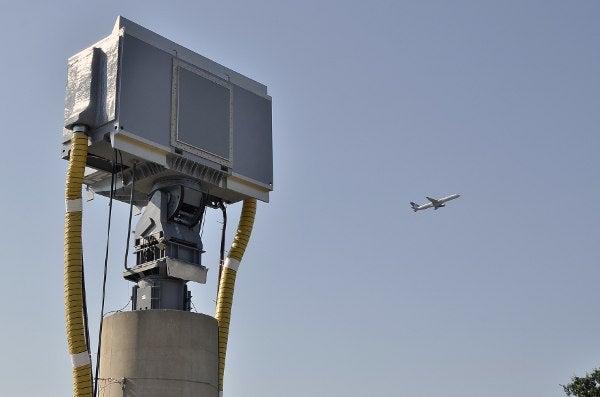 Northrop Grumman's Air and Missile Defense Radar.