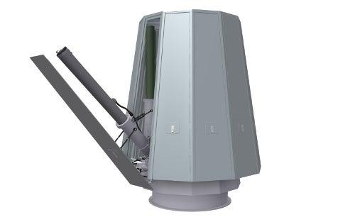 Chemring's CENTURION multi-mission launcher