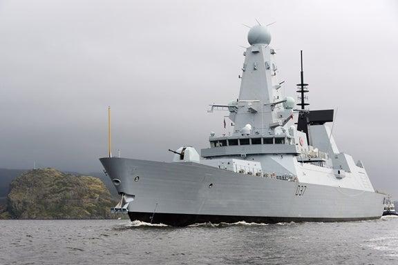 HMS Duncan