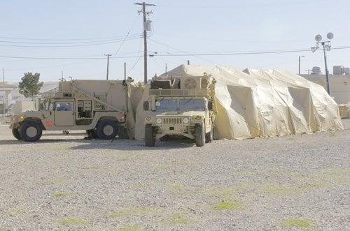 combat operations centre