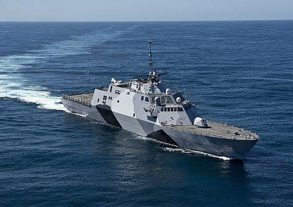 USS Freedom (LCS 1)